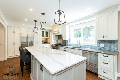 White kitchen design 2019