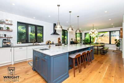 Kitchen Island & Dinning-room traditional Design