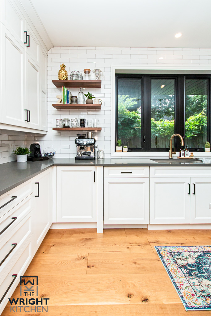 Traditional Kitchen Remodel 2019