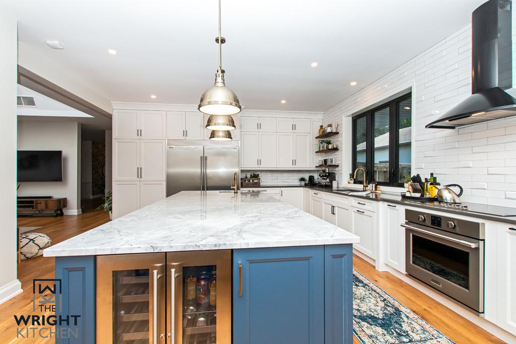 Kitchen Island Design 2019